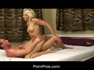 Anikka is a no-good slut that fucks around on her loving husband. I planted camera's in her cheap ass, dirty apartment and caught some interesting footage. She was fucking some dumb boner with six-pack abs. She even let him cum in her mouth!