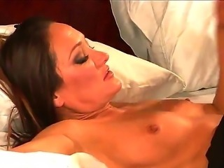 The so attractive Mr. Marcus with the powerful, tattooed body licks so sweet Michelle Lays vagina