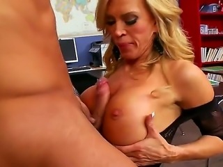 Danny got a bag mark and wants to correct it. His teacher Amber Lynn has some...