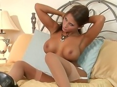 Busty milf Madison Ivy is ready for anything, but it seems that nobody is...