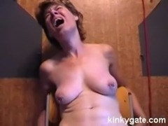 extreme BDSM Training my wife Helga 47 years free