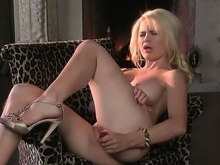 Alexis Ford can get any man she wants, but today she is going to spend some...