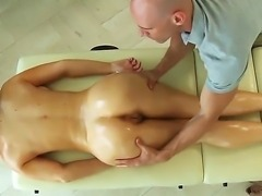 Jayden Jaymes visits Johnny Sins office