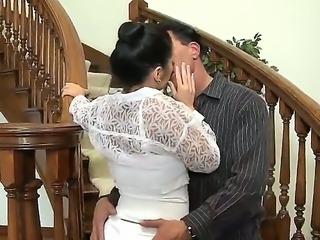 Filthy experienced pornstar Marco Banderas gets