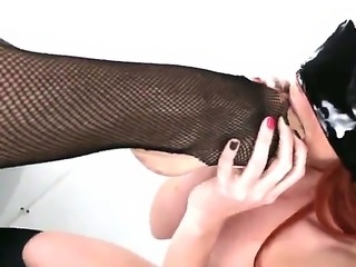 Dani Jensen cant stop licking Chanel Prestons toes. They are so delicious and beautiful it is nearly impossible for her to end this. Lesbian fever only begins.