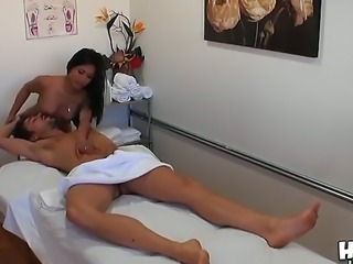 This sexy Asian petite whore knows