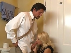 Briana Blair is getting her pussy devoured and drilled by her boyfriends sexy...