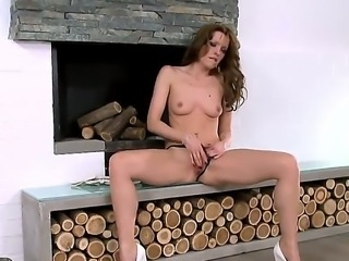 Stunning brunette Sophie Moone has a fantasy, and its of you. imagine she is thinking of you as she rubs her white titties together. Its your hand thats sliding onto her little panties and sliding into her little wet pussy as she moans out in pleasure.