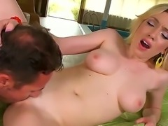 Lily Labeau has a glamorous face, flawless fair skin and beautiful natural...