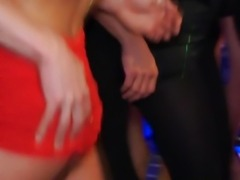 Amateur sluts at real party fucked