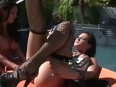 Kerry Louise and Tory Lane are