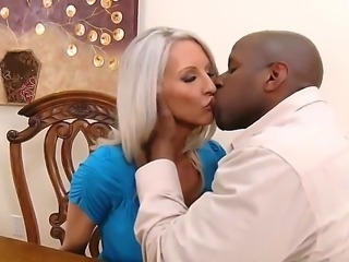 Hot and naughty white blonde milf
