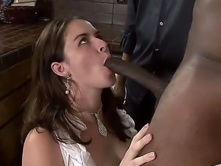 Nicole Rider is no longer willing to settle for the tiny cock of her hubby...