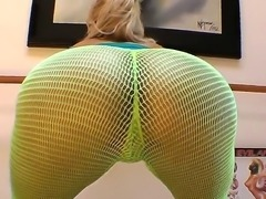 Kelly Divine knows exactly that some specific cloth may make your ass look...