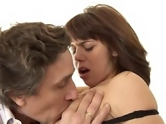 Mila Beth and Steve Holmes are a real loving couple  though a couple that is...