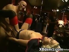 Homely Fresh Amazing BDSM Mature Fetish Sex