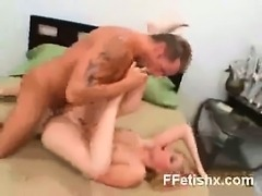 Dominant Girl Foot Fetish Sex