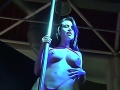 Please welcome your favorite striptease dancer and pornstar - Franceska...
