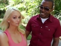 Emily Austin learns the ways of being used as a hooker by big, black and...