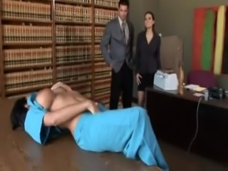 Lanny Barbie and Austin Kincaid in a hot threesome! free