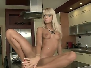 Erica Fontes loves to masturbate in various places and today she is showing...