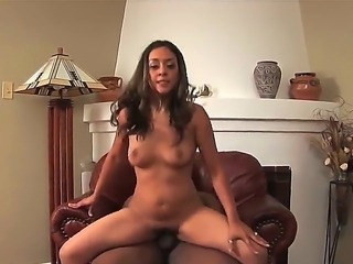 Estella Leon is a pretty sexy chick with natural tits and great sexual...