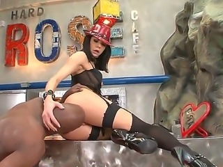 Hot Rocco Siffredi makes pussy licking and arranges breathtaking hardcore...