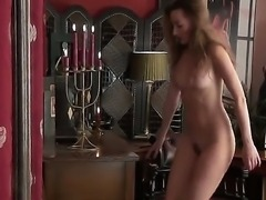 Exquisite babe Sophia Smith spreads wide her perfect wet pussy in front of...