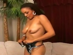 While perverted husband of sexy babe Shyla, Reno is filming his amazing wife...