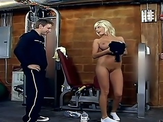Puma Swede is a mature woman