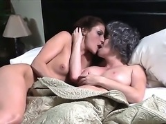 Samantha Ryan wants to become a real pornstar and her mother-milf helps her...
