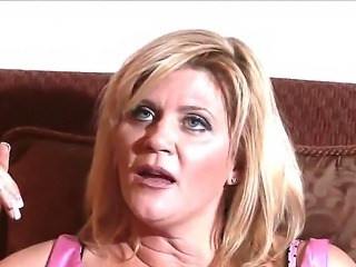 Ginger Lynn is a fucking blonde milf, and there is nothing more to say about it. She is hot lesbian and loves to fuck young girls with all her heart. Will she get one today