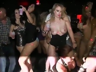These boys and girls dont need alcohol to make this nipples really impassioned. Brannon Rhodes, Flor, Jack Spade and Jessica Tight came into local night club and turn the dancing into fucking.