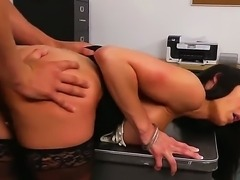 Tyler Nixon is an athlete and it makes his big titted teacher Kendra Lust...