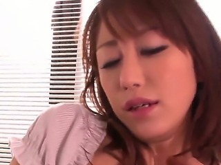 Adorable innocent looking young asian babe