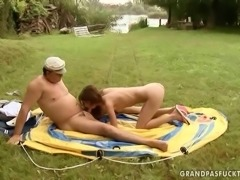 Grandpas Fuck Teen Compilation