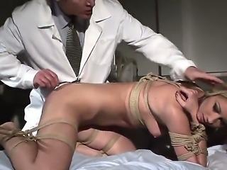 Slutty babes are having intense pelasure having wild sex in true bondage sessions