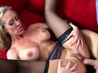 Brandi Love is one horny milf who loves to take her doctors cock! Johnny Sins...