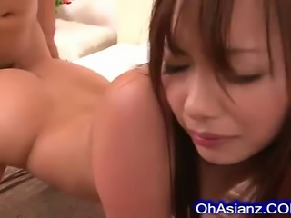 horny and very sexy young supple asian babe with perky boobs and a super round beautiful ass