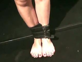 Take a look at pretty sex doll Hellena pleasuring bdsm action