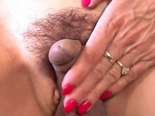 Horny brunette Vanessa Videl gets a huge stiff cock penetrating her muff deep after giving head