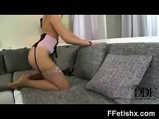 Cruel Foot Fetish Gal Fetish Roleplay