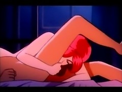Redhead doing 69 with noob - hentai