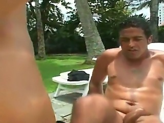 Big ass babe silivia gets her muff licked returning the favor with a wild cock riding session