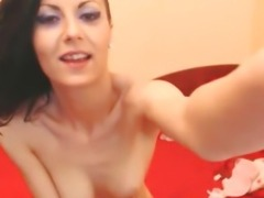 Teen Emo GF Sucks and Rides her BF