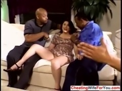 Mature wife gangbanged by bbc free