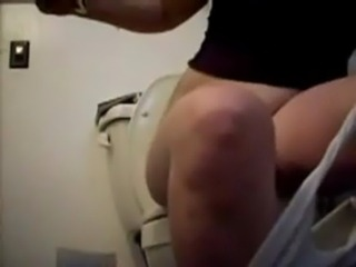 Busted while squirting free