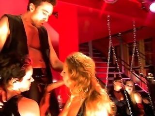 Randy pornstars Chris Charming, Erik Everhard, Jenna Haze, Jewell Marceau,...