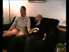 Amateur milf fucked on sofa free