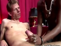 Ebony euro hooker in lingerie fucked and cant get enough